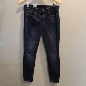 1969 Gap Legging Jeans-28 short